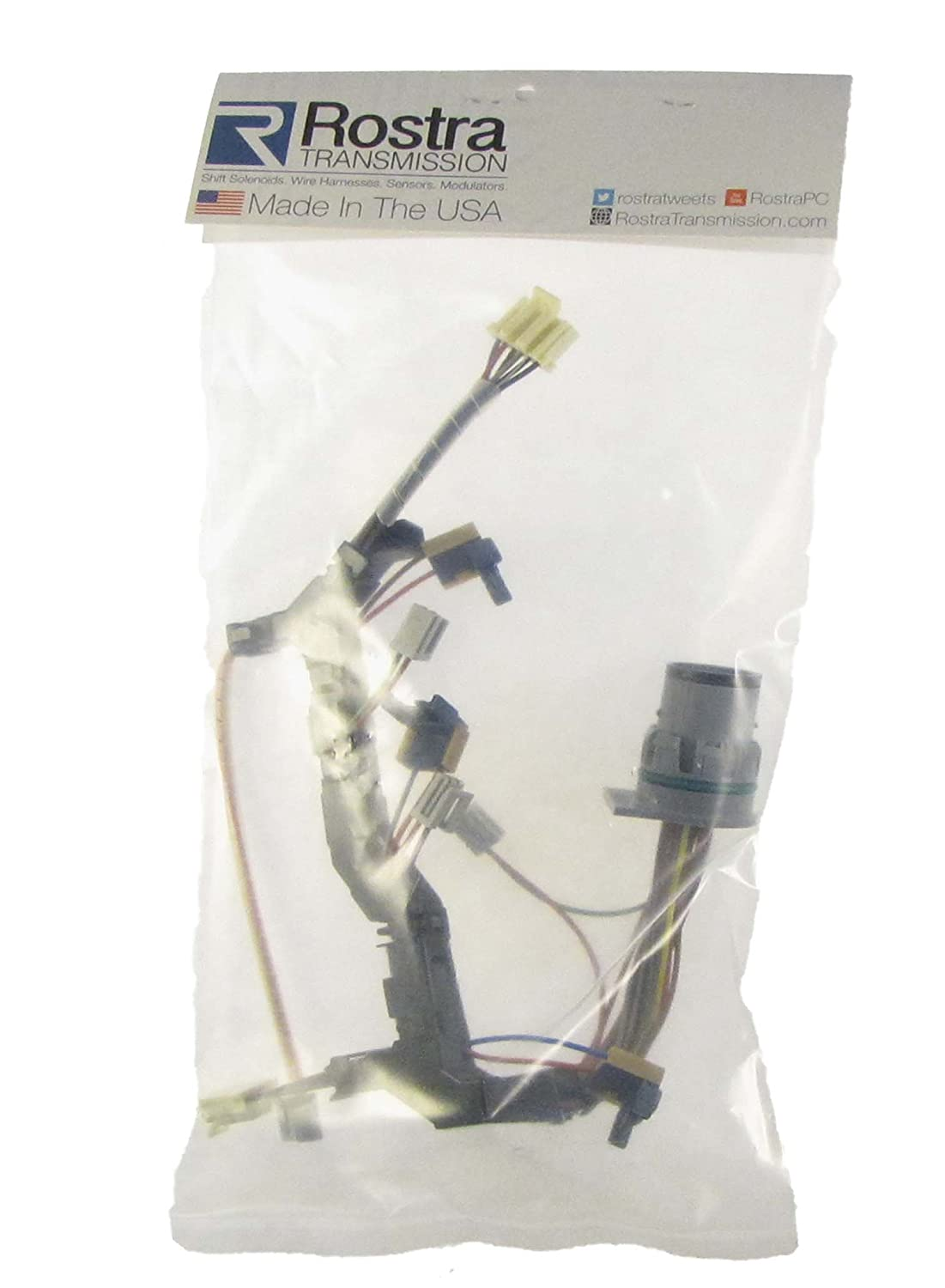 Rostra Wiring Harness Library B7000 Kubota Tractor Diagram Amazoncom Wire For Allison Transmission 7 Solenoid Type Automotive