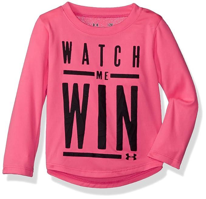 1139a82876 Under Armour Girls' UA Long sleeve T-shirt