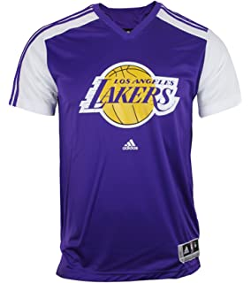7a35b9b42f47 Amazon.com   Los Angeles Lakers Kobe Bryant Throwback Blue Adidas  8 ...