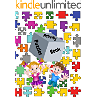 Activity Puzzles Book: For Young Children