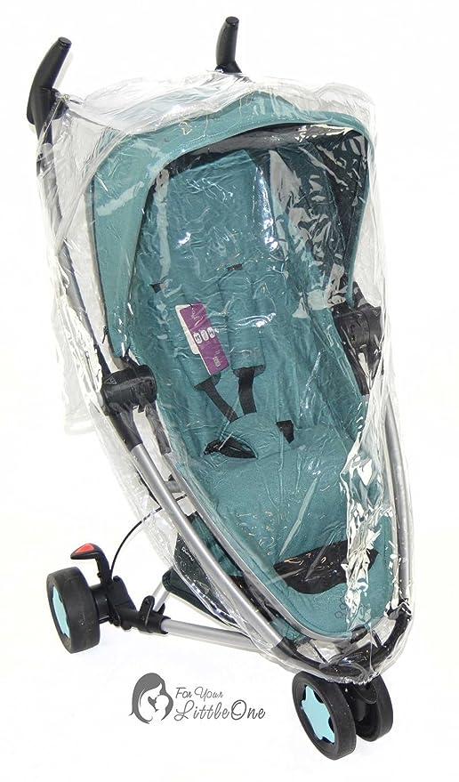 Protector de lluvia Compatible con Quinny Zapp Zapp Xtra ...