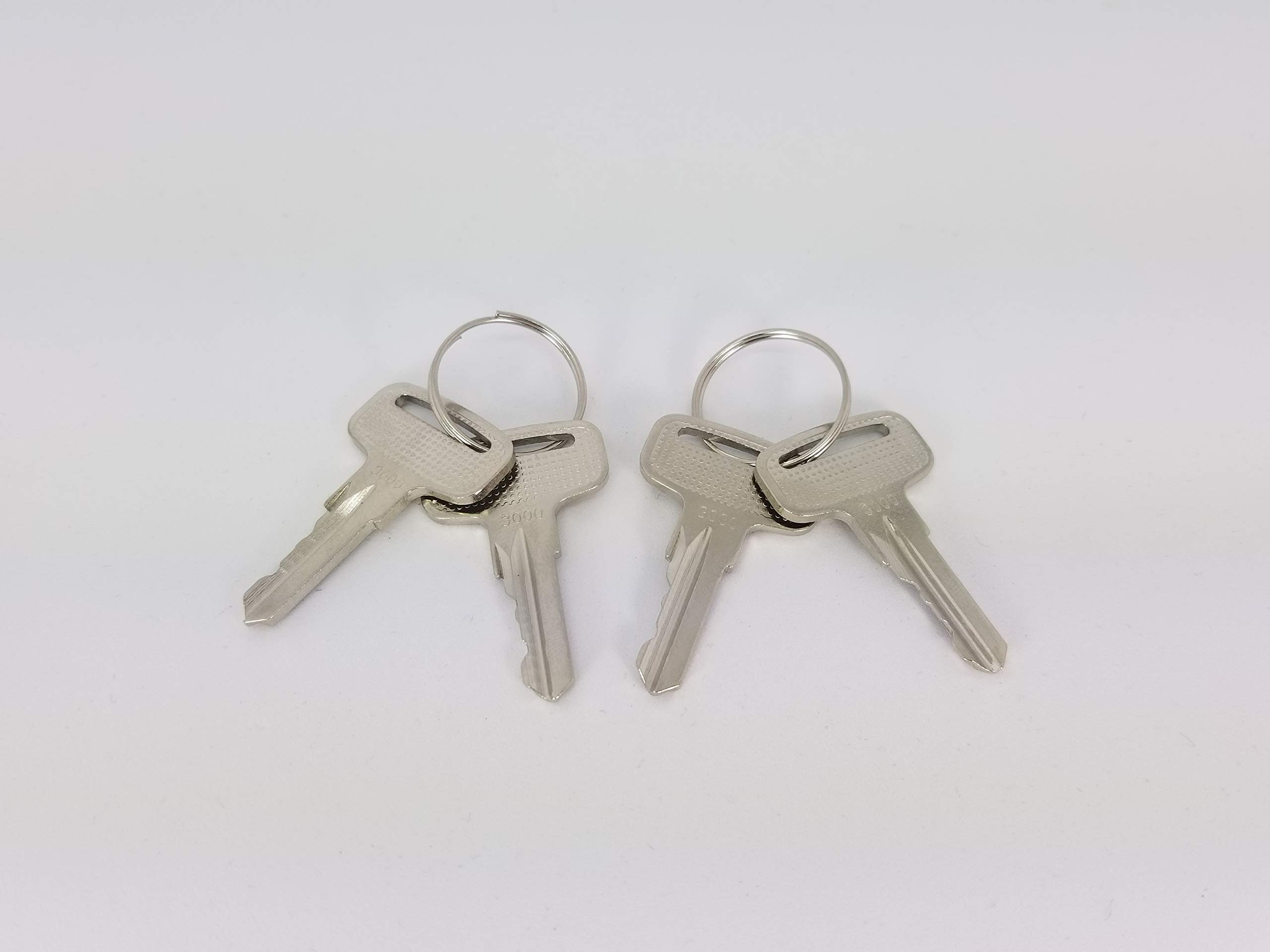 83093 Key, Spare (2 Sets) - Fits Genie