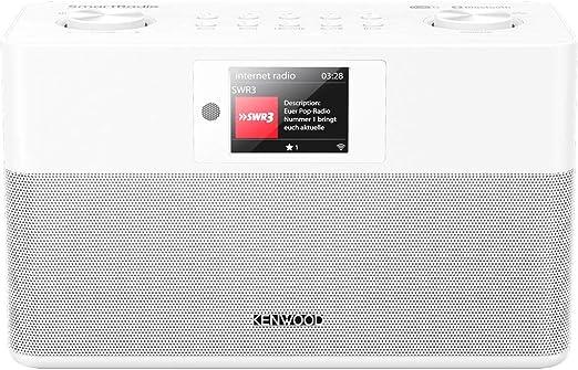 Kenwood Cr St100s W Smartradio Mit Dab Ukw Wlan Elektronik