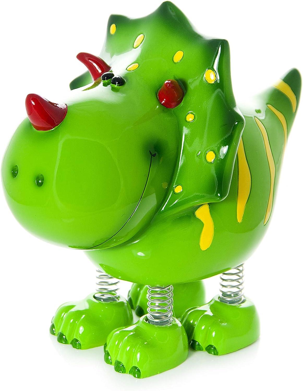 Mousehouse Gifts Hucha Lindo Dinosaurio Verde Dinero Caja ...
