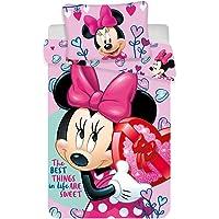 Disney Minnie Maus, Sängkläder, babysängkläder set 100/135 + 40/60