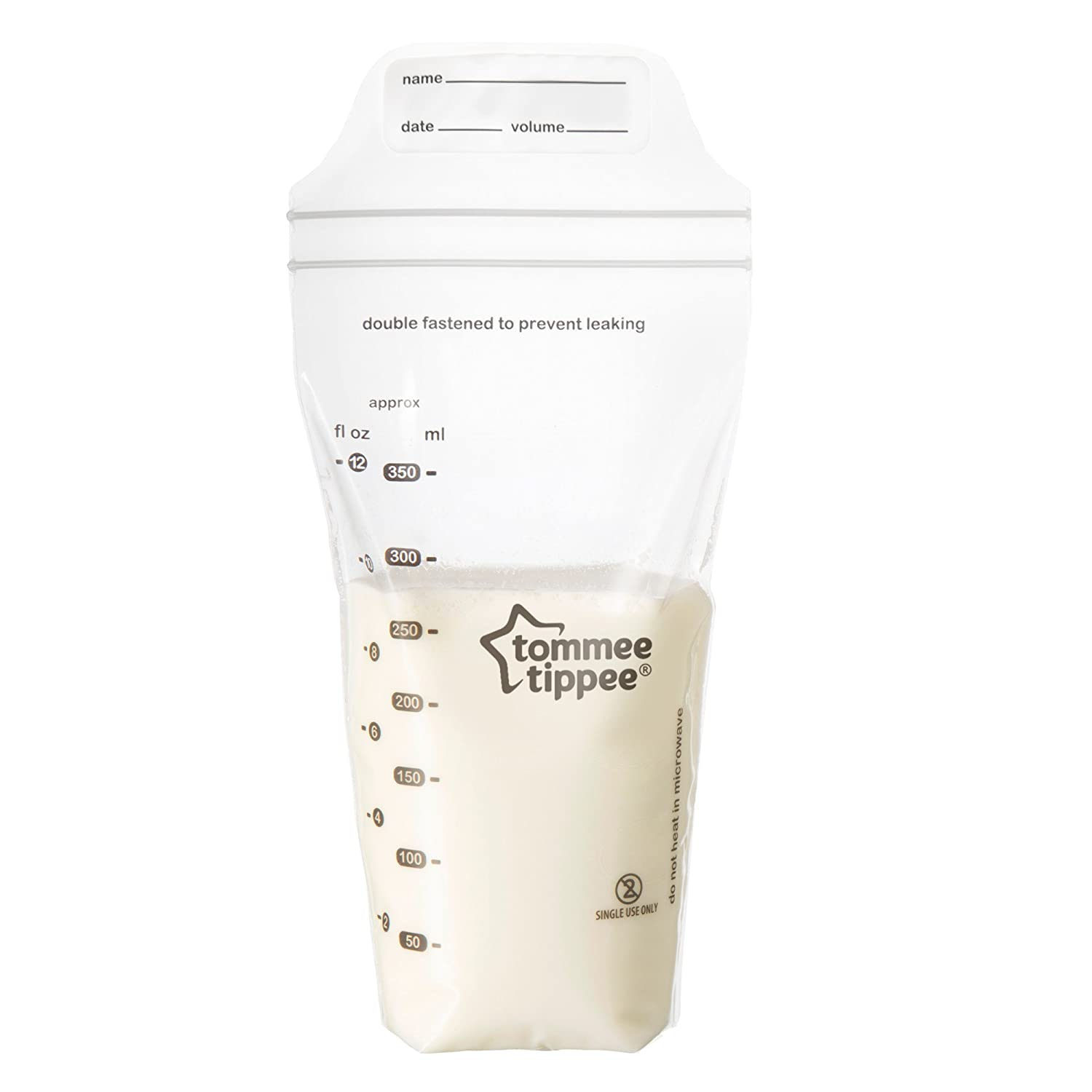 Tommee Tippee Closer to Nature Muttermilchbeutel 522680