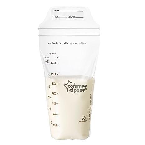 Tommee Tippee 42302241 - Bolsas para conservar la leche