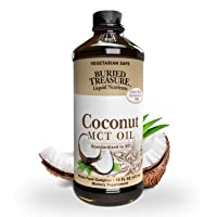 Buried Treasure MCT Coconut Oil for Healthy Brain Function Increased Performance...