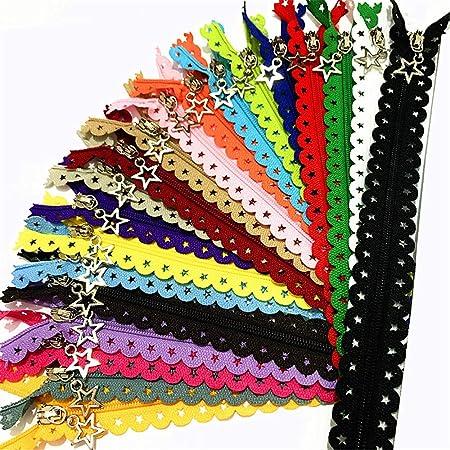 Producto de alta calidad.,Material: nailon. Cantidad: 40 unidades (20 colores x 2 unidades).,Cremall