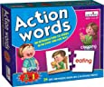 Creative Educational Aids. 0642 Action Words , 2 in 1