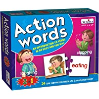 Creative's Education Aids 0642 Action Words