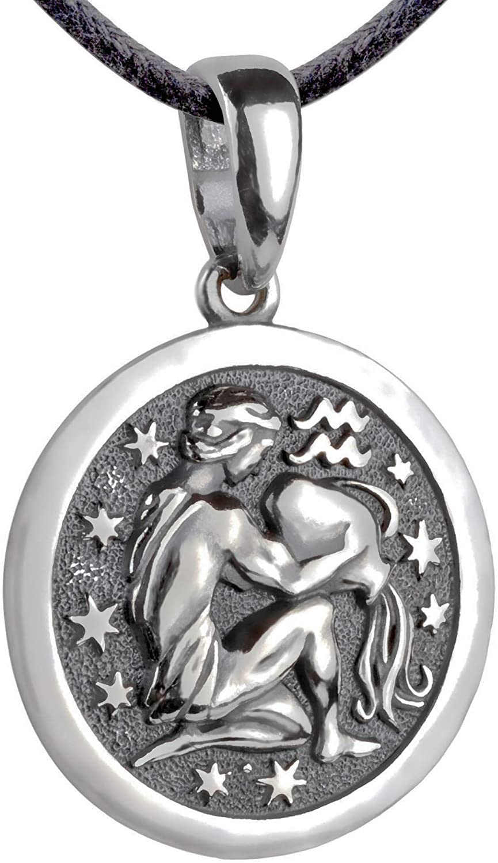 Constellation Necklace Astronomical Charm Sagittarius Zodiac Pendant Best Gift Star Sign Pendant Rectangle 50x25mm Glass Cabochon