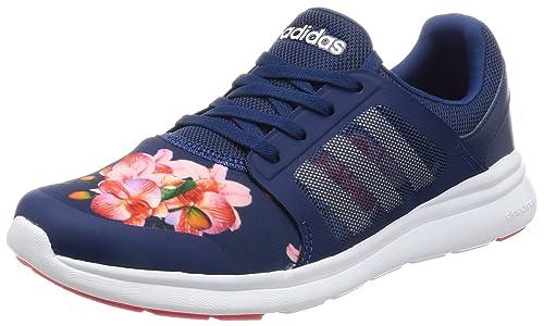 Buy Adidas neo Women's Cloudfoam Xpression W Mysblu, Ftwwht and ...