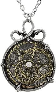 Anguistralobe Astrolabe Pendant Necklace