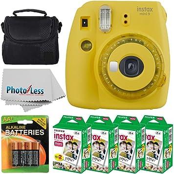 Fujifilm Fujifilm mini 9 (Yellow) product image 9