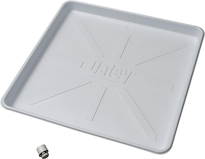 14 X 30 X 2 GALVANIZED HVAC//Washer//Appliance PAN No Drain 26 GAUGE SHEET METAL