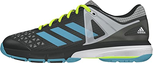 adidas Damen Court Stabil 13 Handballschuhe, grau