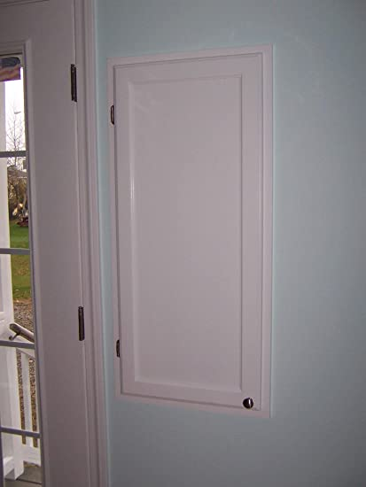 Amazon.com: Galveston - Solid Wood Custom Size Access Panel Frame and Door:  Furniture & Decor | Wooden Framed Doors Over Fuse Box |  | Amazon.com