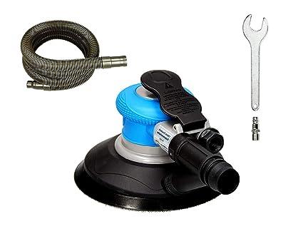 Lijadora Eléctrica lijadora de aire comprimido excéntrico (Diámetro 150 mm 10500 U/min
