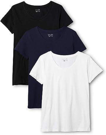 Berydale T-shirt pour femmes à encolure ronde 9560e66f18a