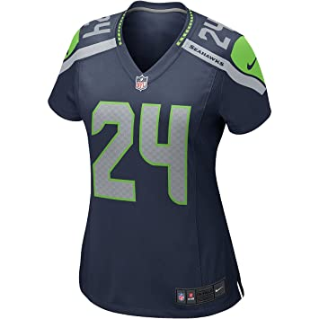 Nike Seattle Seahawks NFL Game Team Jersey Camiseta de Manga Corta ... c56b36d86b3