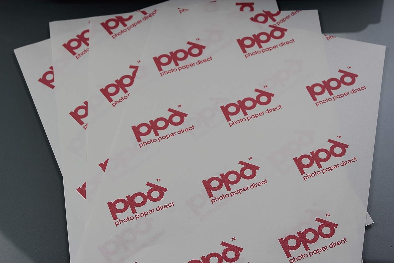 PPD Papel de Transferencia para impresión de inyección de tinta ...