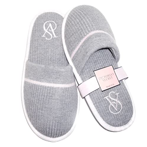 Victorias Secret Slipper - Grey (Large)