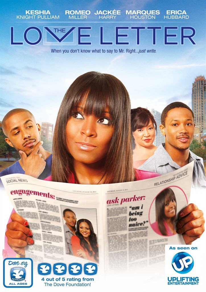 Amazon The Love Letter Keisha Knight Pullman Romeo Miller