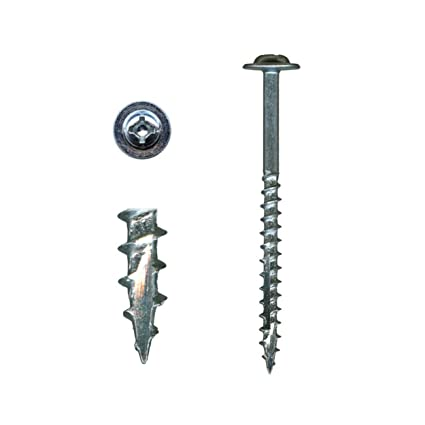 10 X 2 1/2 HighPoint Cabinet Install Screws, Washer Head, Combo