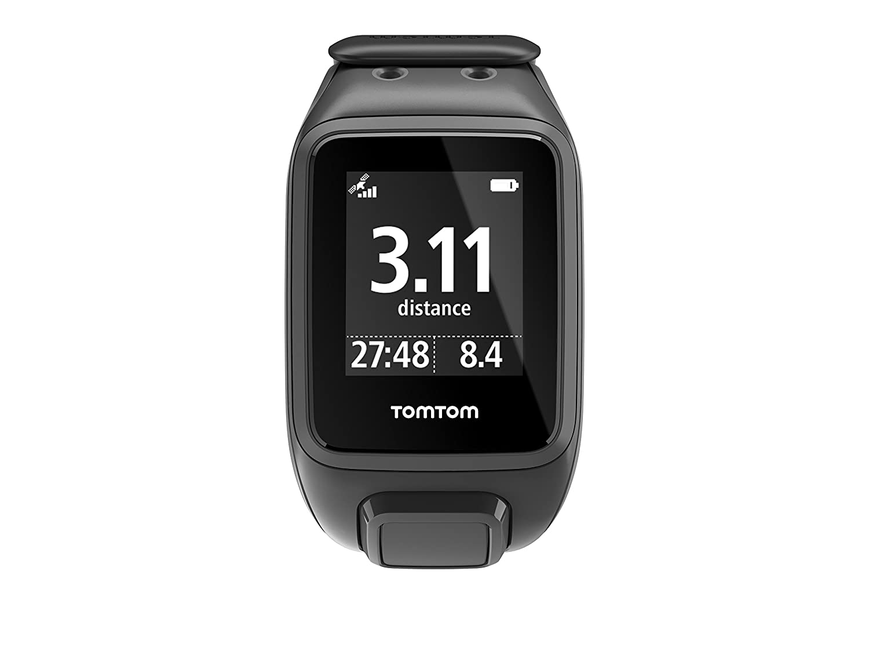 Tomtom Spark - Montre GPS Multisports - Bracelet Large - Noir.: Amazon.fr: GPS & Auto