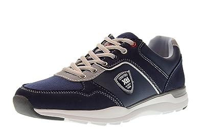 Xti Schuhe Manner Niedrige Turnschuhe 47146 Navy Amazon De Schuhe