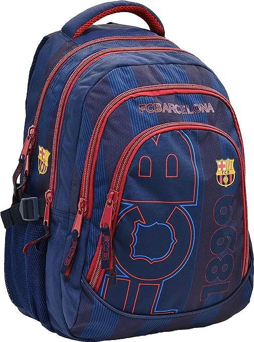 Mochila con diseño del FC Barcelona, España, Messi, elegante ...