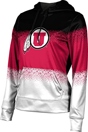 Prime University of Utah Girls Pullover Hoodie School Spirit Sweatshirt