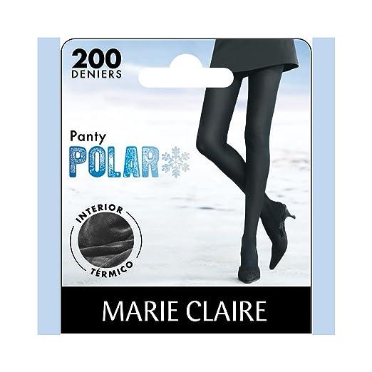 MARIE CLAIRE 4774 - Panty polar interior térmico 200 DEN: Amazon.es: Ropa y accesorios