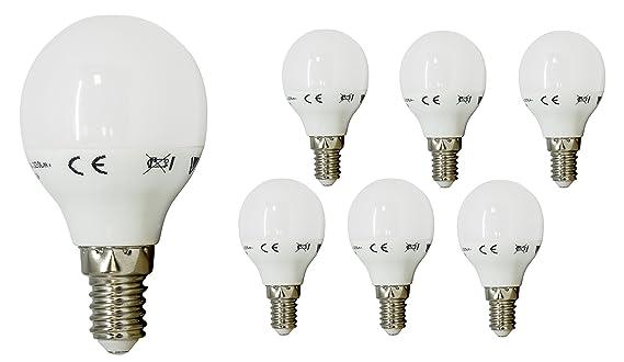 Led lampe e14 6er set led birne 4 watt glühbirne 320 lumen