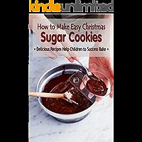 How to Make Easy Christmas Sugar Cookies:: Starbucks Snowman Cookie