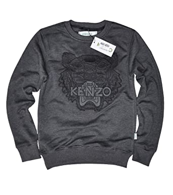 152263f2 kenzo paris Men's Sweatshirt Tiger at Amazon Men's Clothing store: