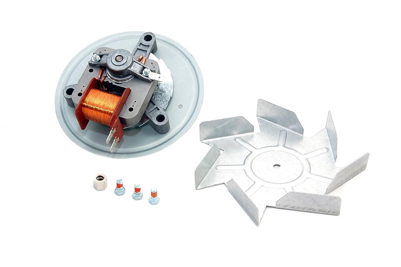 Aeg Electra Electrolux Electrolux Group Fagor Firenzi John Lewis Moffat Parkinson Cowan Tricity Bendix Zanussi Fan Oven Motor Kit - Genuine part number 3115211017