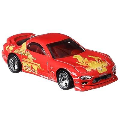 Hot Wheels Mazda RX-7 FD: Toys & Games