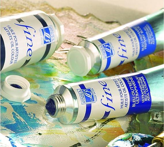 Tubo 40 ml Color Colores Fine Oil Huile Aceite Lefranc Belle ...