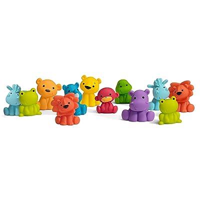 Infantino 12 Piece Tub O' Toys : Baby