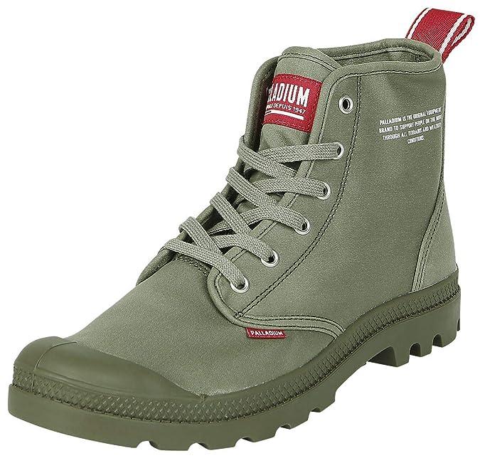Palladium Pampa Hi Dare Boot Oliv