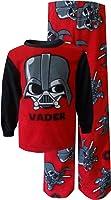 Star Wars Darth Vader Toddler Fleece Pajama for Little Boys