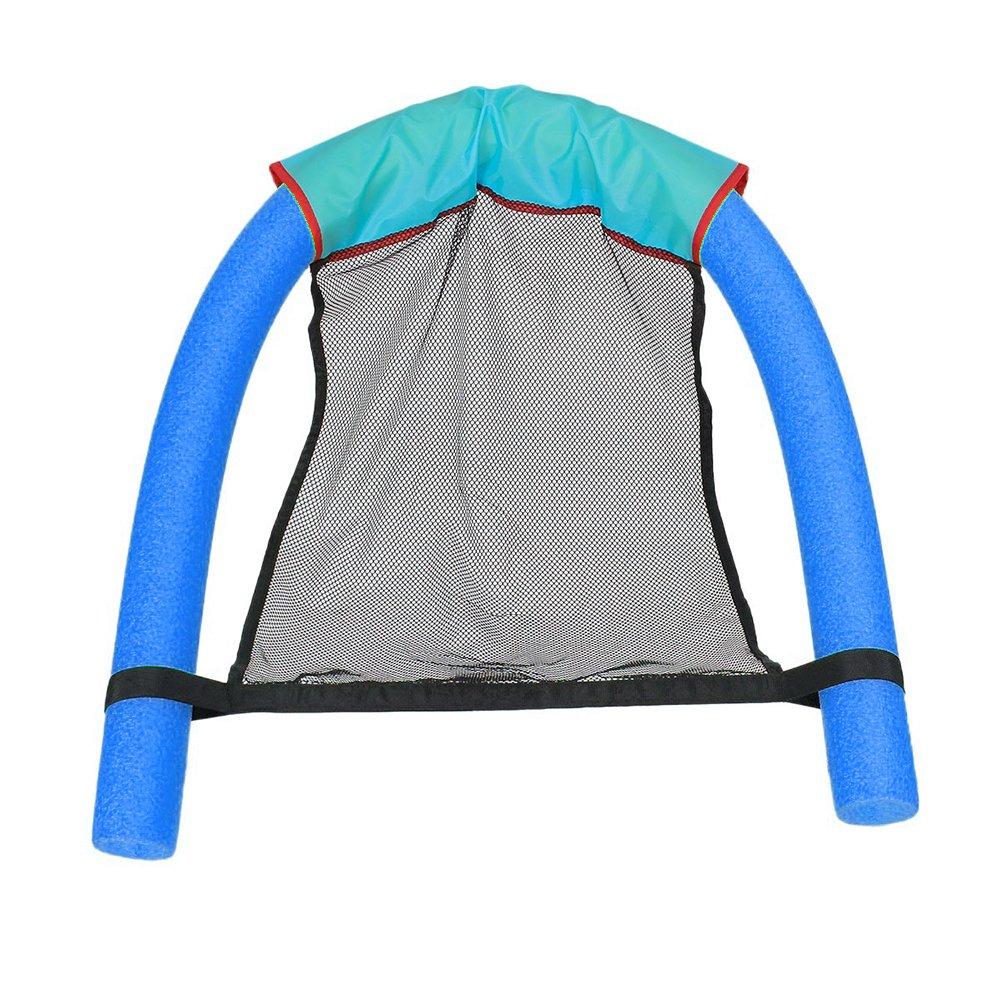 Tookie Adulte piscine flottante Chaise, eau Recreation jouet de piscine pour chaise de lit, chaises longues sièges de l'eau de la piscine