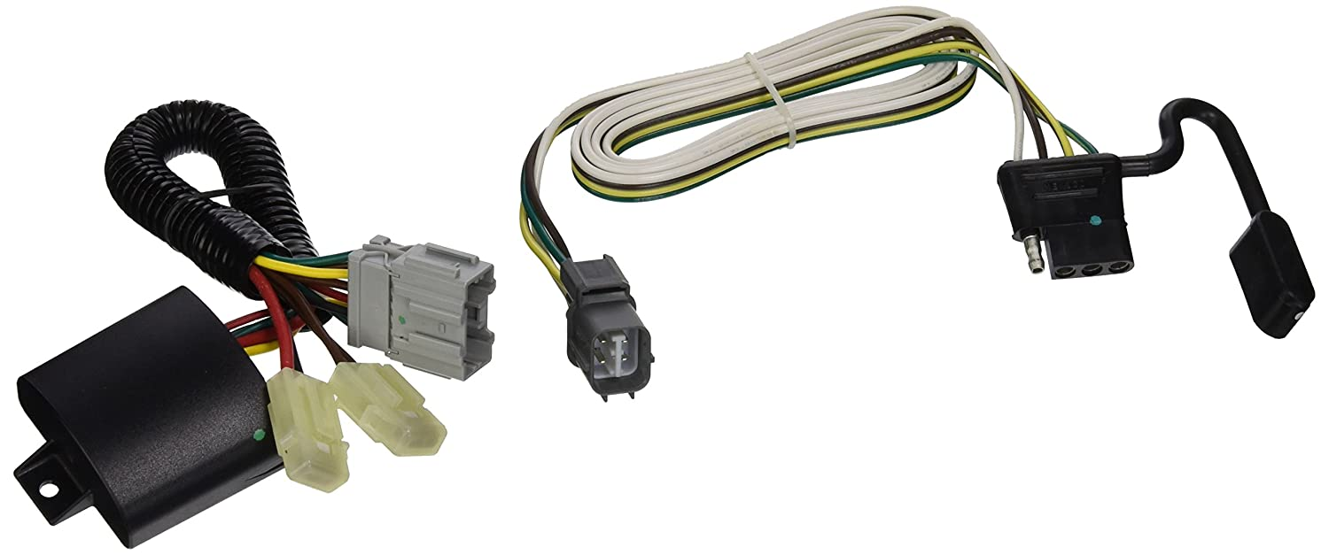 Tow Ready 118465 T One Connector Assembly For Honda 2008 Pilot Wiring Connectors Automotive