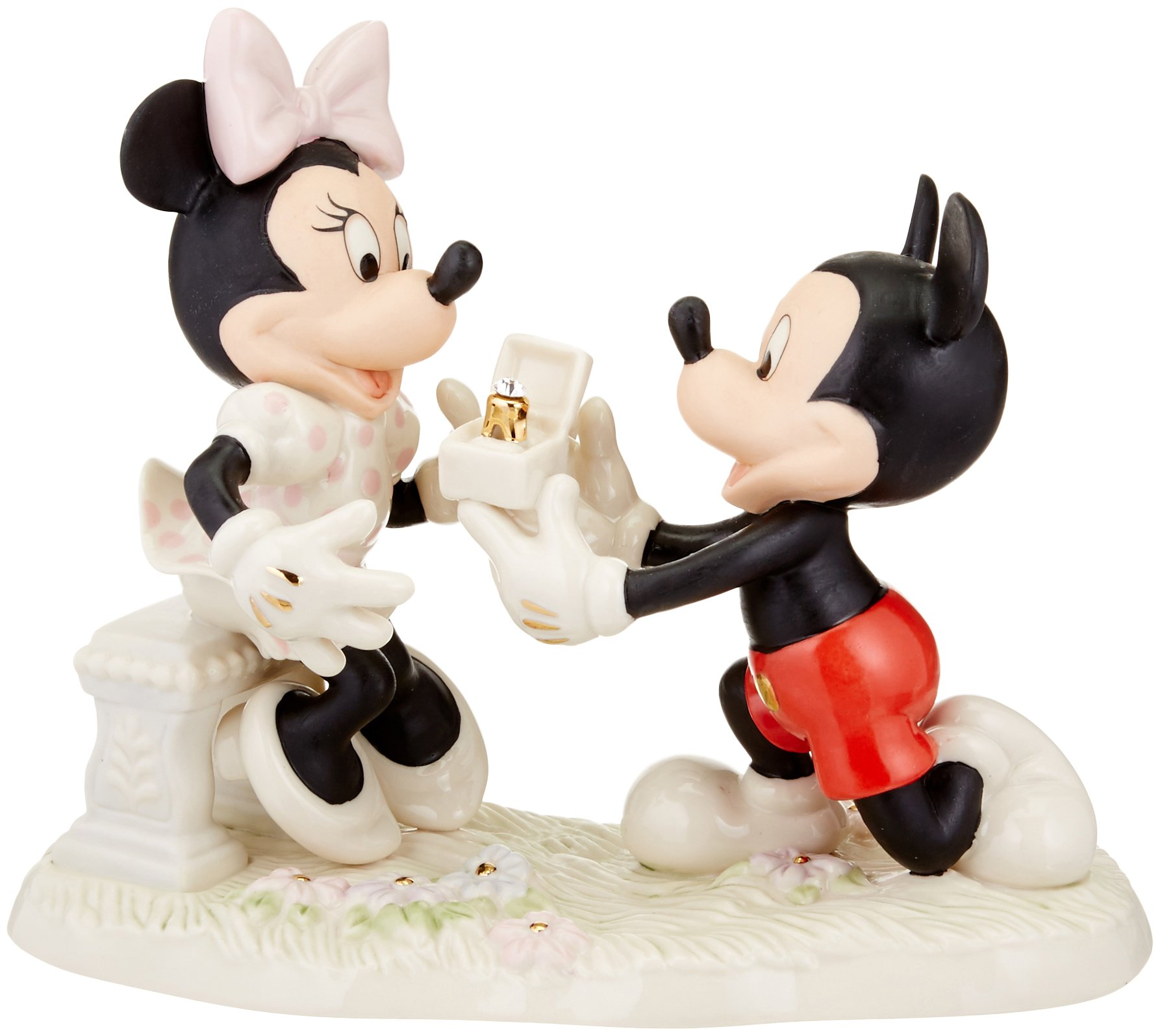 Lenox Minnie's Dream Proposal Figurine by Lenox
