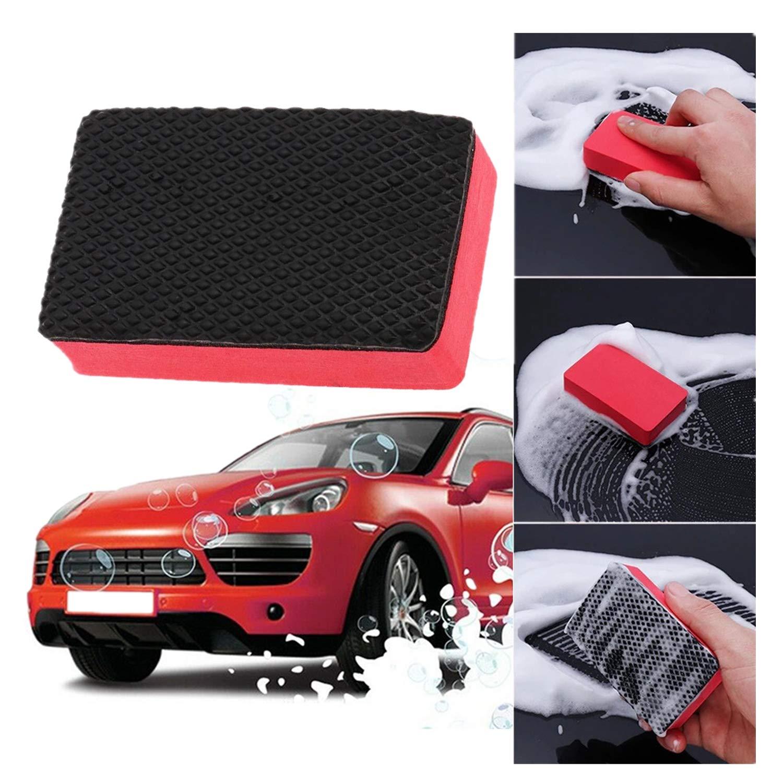 Magic Eraser On Car >> Amazon Com Sodoop Magic Clay Clean Sponge Car Magic Clay