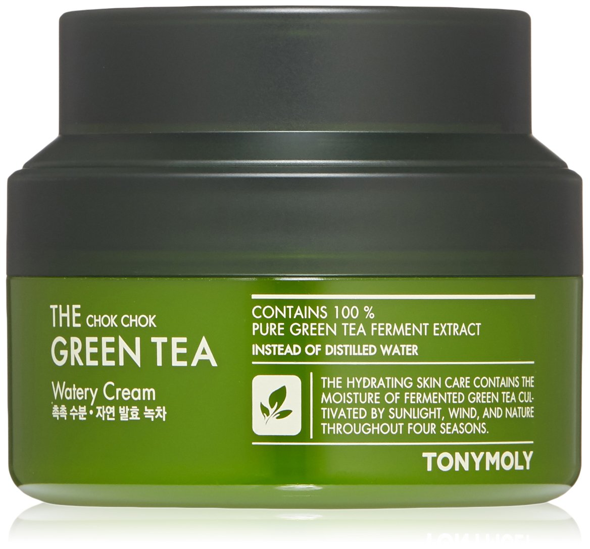 TONYMOLY The Chok Chok Green Tea Watery Cream