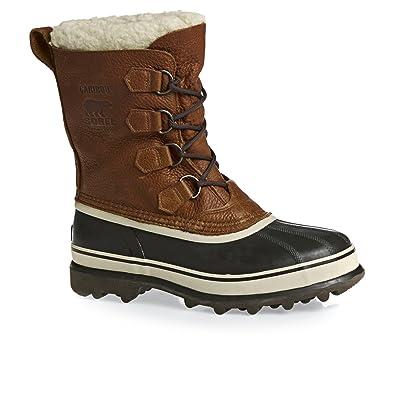 Sorel Caribou Wl, Bottes de neige homme, Marron