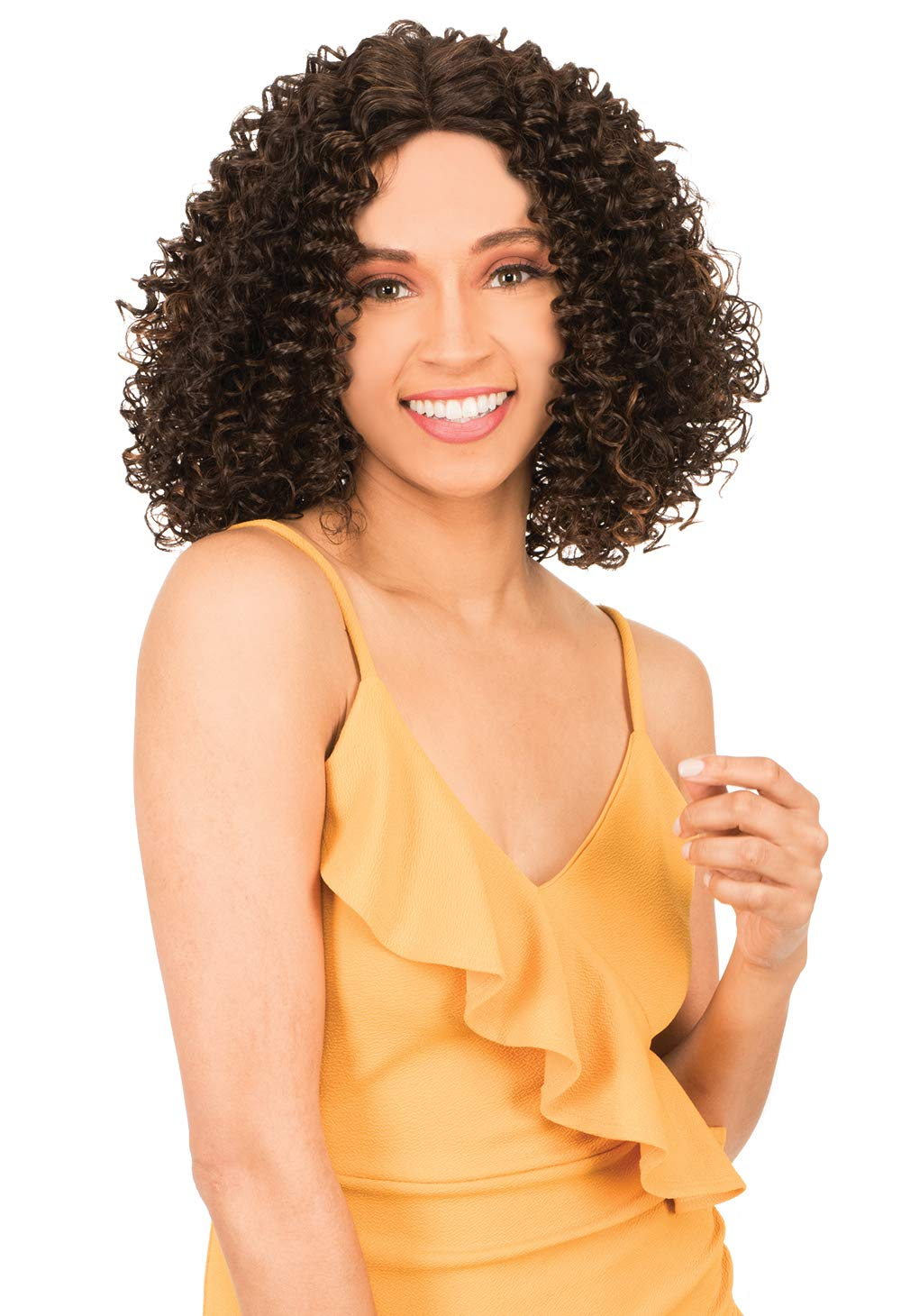 New Born Free High Heat Resistant Wig Front Synthetic Hair Las Vegas Mall Lace [Alternative dealer]